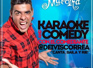 Karaoke and Comedy
