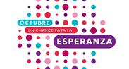 """Octubre: un chance para la esperanaza"""