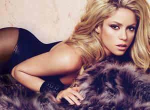 Mira el susto que se llevó Shakira