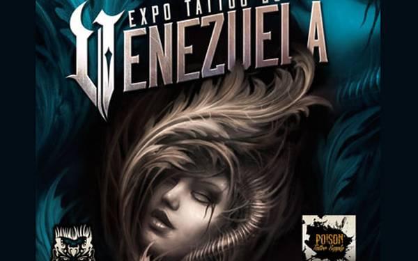 Venezuela Expo Tattoo 2017