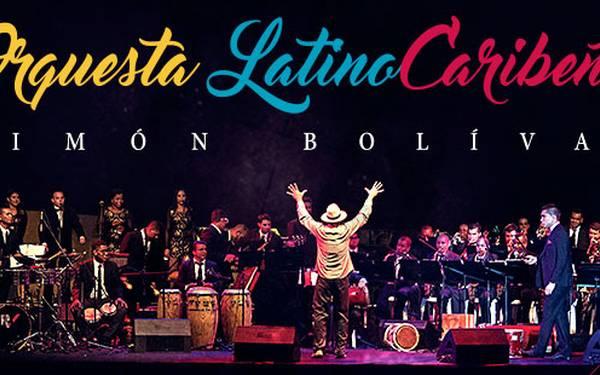 Orquesta Latinocaribeña en navidad