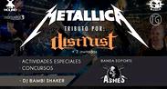 Tributo a Metallica en El Molino