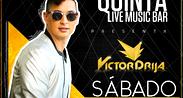 Victor Drija en La Quinta Bar