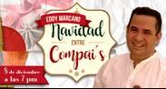 Eddy Marcano – Navidad entre compais