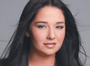 Así luce Daniela Alvarado sin una gota de maquillaje