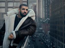 Drake encabeza listados de Fin de Año en iTunes