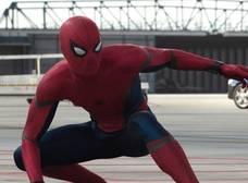 Este es el primer teaser de Spiderman: Homecomig