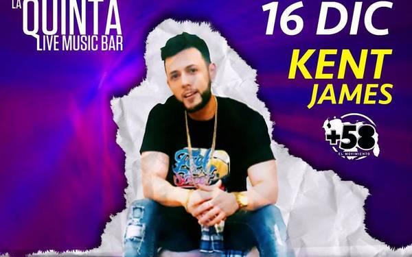 Kent James en La Quinta
