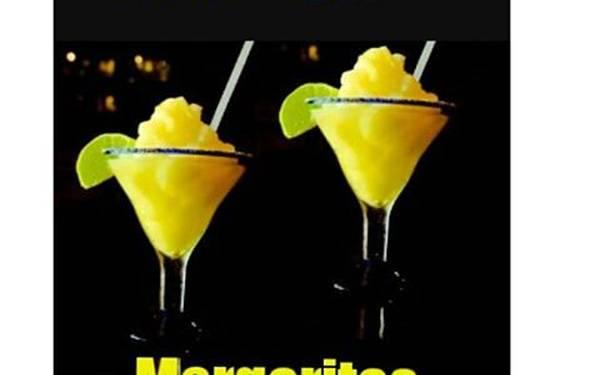 Lunes 2 x 1 de Margaritas en Auyama Café