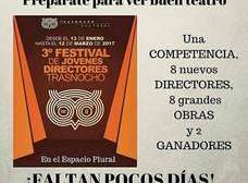 3er FESTIVAL DE JÓVENES DIRECTORES