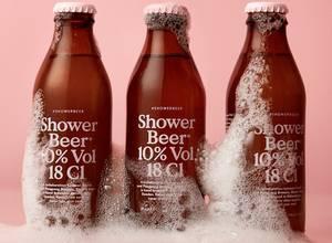 WTF! Diseñan una cerveza especialmente para la ducha