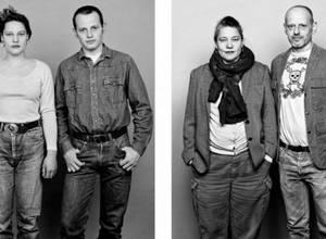 Este proyecto fotográfico revela el paso de 30 años en diferentes parejas