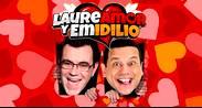 Celebra el mes de los enamorados con Laureamor y Emidilio