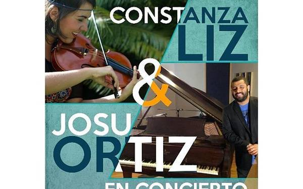 Constanza Liz & Josu Ortiz.
