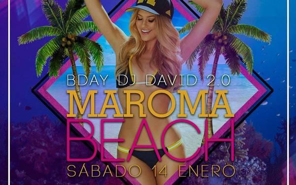 Sábado de Maroma Beach