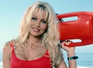 Esta es Pamela Anderson y su nuevo rostro