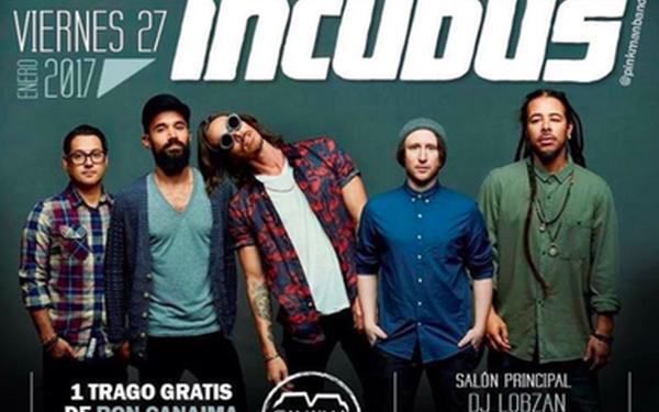 Tributo a INCUBUS.⠀