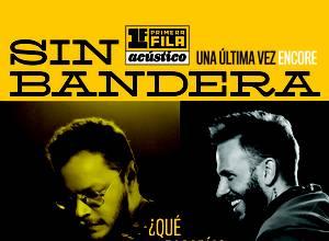 Sin Bandera estrenó su primer sencillo promocional