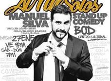 Manuel Silva - Al fin solos
