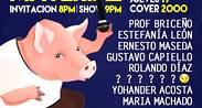 Jueves de La Quinta Bar - Probando Material