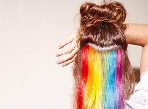 8 modas sorprendentes (como teñirse el pelo con Nutella) que arrasan en Instagram