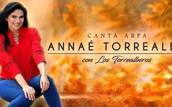 Canta arpa – Annae Torrealba y Los Torrealberos