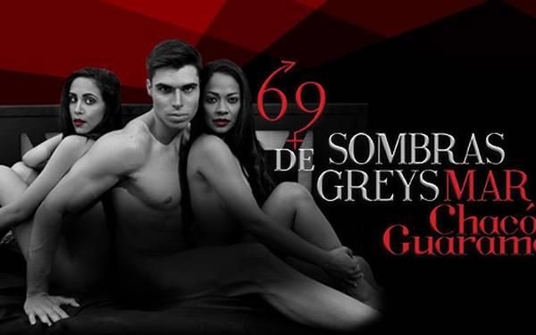 69 sombras de Greysmar Chacon Guaramato