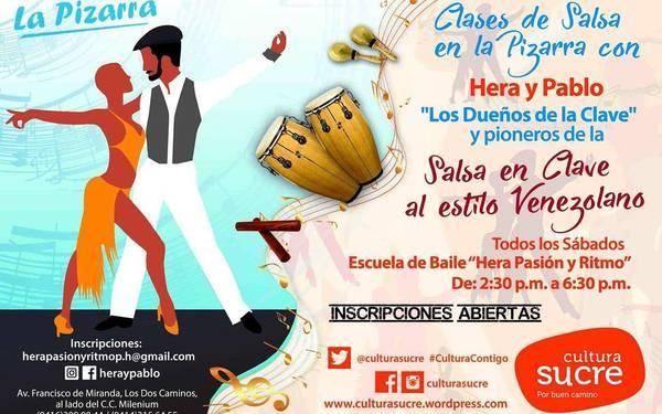 Salsa en Clave al estilo Venezolano