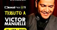 Tributo a Victor Manuelle