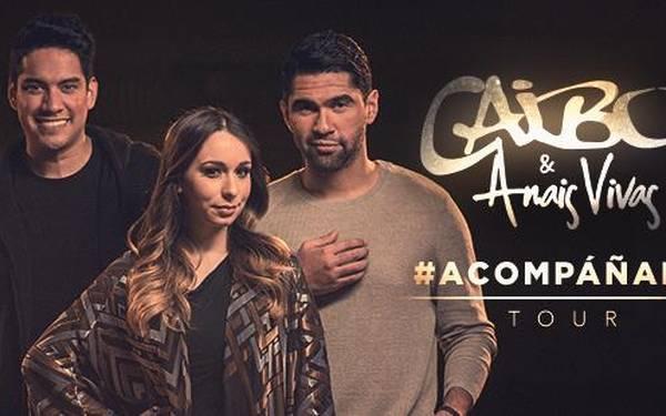 Caibo y Anais Vivas – Acompáñame