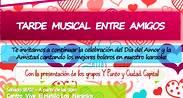 Tarde Musical- Vive El Hatillo
