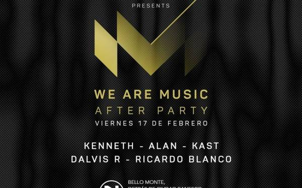 We Are Music After Party