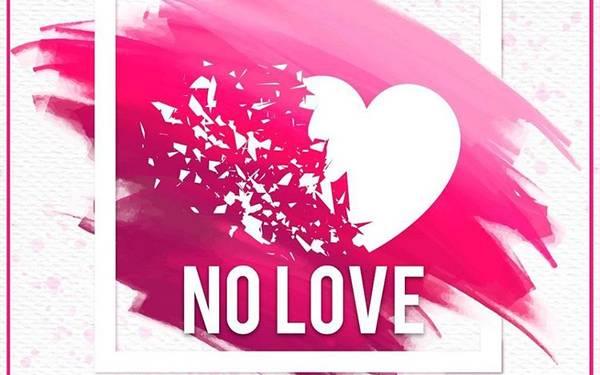 #NOLOVEPARTY