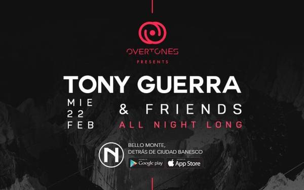 Tony Guerra and Friends
