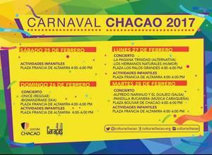 Carnaval en Chacao