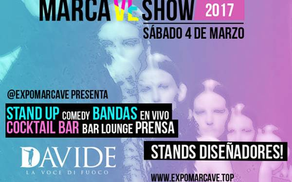 EXPOMARCAVE 2017 FASHION SHOW