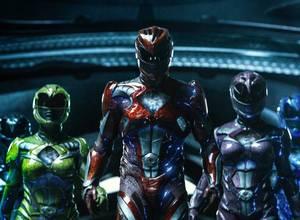 """Estrenan nuevo tráiler de los """"Power Ranger"""""""