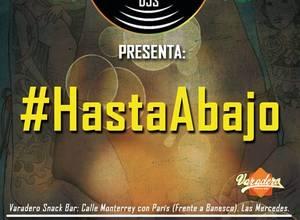 Caribbean Djs presenta: #HastaAbajo