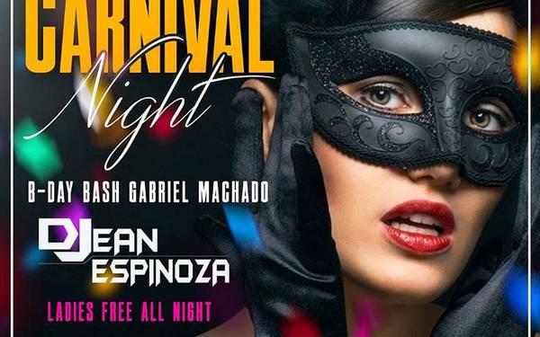 #CarnivalNight B-Day