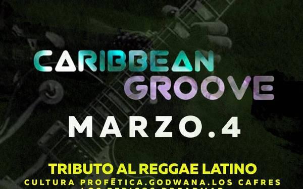 Tributo al Reggae Latino con Caribbean Groove-La Quinta