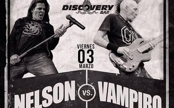 Los mejores clásicos del rock  en Discovery Bar