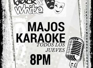 karaoke en Majos tapas.