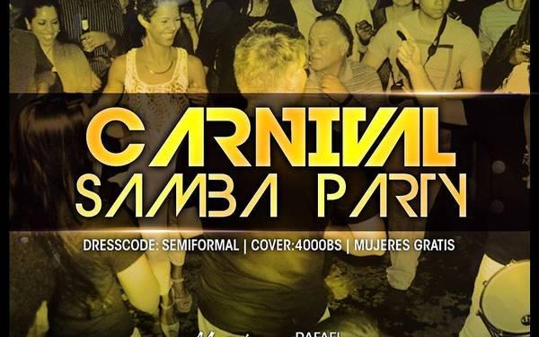 Carnival Samba Party