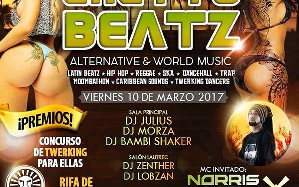 Ghetto Beatz - El Molino