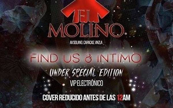 INTIMO & FIND US