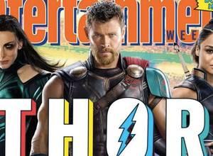 Mira las nuevas imágenes de 'Thor: Ragnarok'