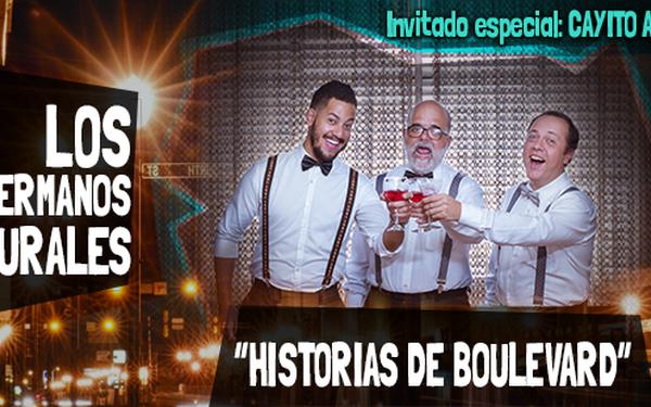 Historias de Boulevard - Los Hermanos Naturales