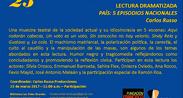 """""""País: 5 Episodios Nacionales"""" (teatro)"""