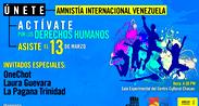 Charla: Amnistía Internacional