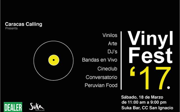 Vynil Fest 17 - Suka Bar